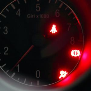 147 エアバック 警告灯