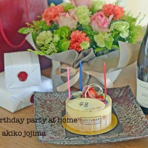 お誕生日おめでとう私。。。