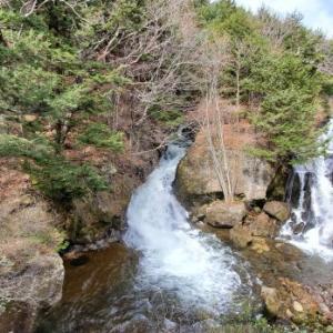 日光へ 竜頭の滝&湯滝 @栃木県