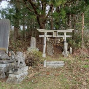 八幡神社 @福島県石川町