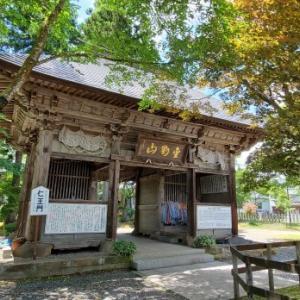 2年ぶり大山祇神社 鳥追観音 @福島県西会津町