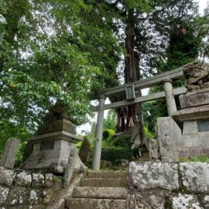 八幡神社 @福島県鮫川村