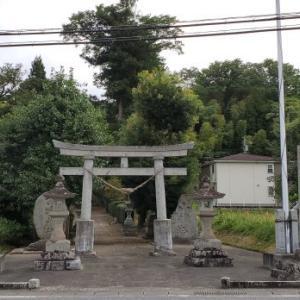 八幡神社 @福島県二本松市