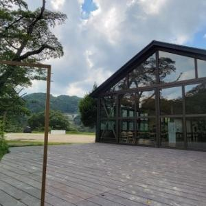 たまかわ観光交流施設 森の駅yodge @福島県玉川村