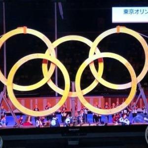一年遅れのオリンピック