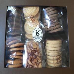 Bonjour のクッキー