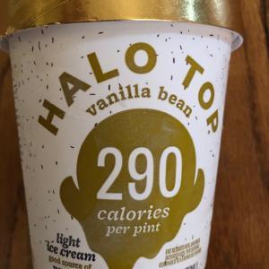 このアイスも美味しい
