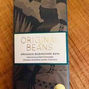 Original beans 82%