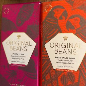 Original Beans ,66% & 75%
