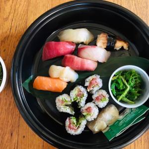 お寿司弁当from Miyagi