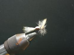 250匹目「「FlyTying:ElkHeir Humpy」