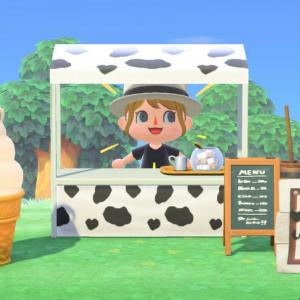 姫×ソフトクリームのお店。