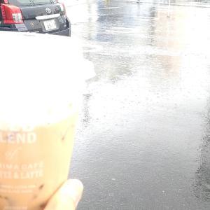 ゲリラ豪雨×遅刻。