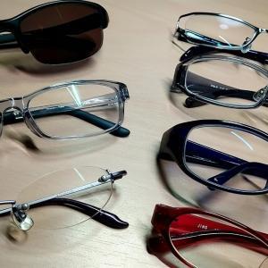 ぱぱっち×メガネ達。
