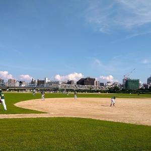 野球×麦わら。
