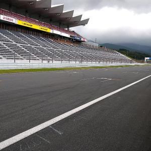 レース×2020年シーズン開幕戦。