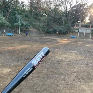 チビ太×野球練習。