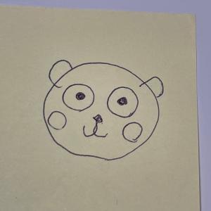 くまモン描いてみた。