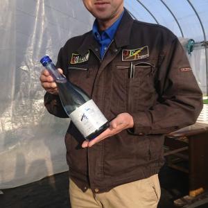 ナルナル栽培の無農薬米で日本酒が完成