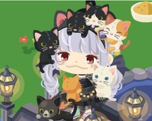 猫ネコねこ~♡