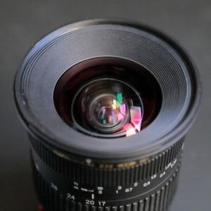 レンズの分解清掃・カビ除去・拭きムラ対策(TAMRON SP AF 17-35mm F2.8-4 Di LD A05)