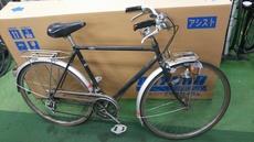 古い自転車の復活,復元,修理,改造もやります