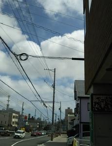 今日も雨が降るようです