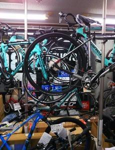 他店購入の自転車も修理、改造やっています