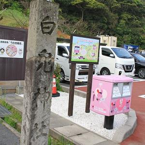 2019GW旅 因幡の白うさぎが白兎神社に!