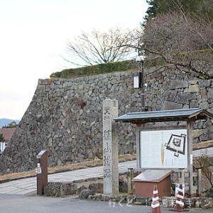 西国の抑えの徳川の城 篠山城