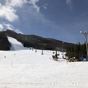 スキー板をチューンナップに出すことを決心した瞬間