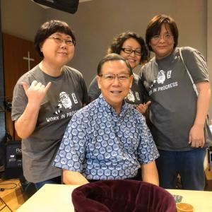 ライフチェンジミニストリーのバイロン牧師がハワイから来てくれました!