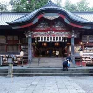 富士山裾野あたりぶらぶら③。北口本宮冨士浅間神社。