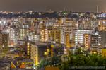 野毛山公園展望台夜景【HDRi】(神奈川県横浜市西区老松町)
