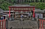 太平山神社本殿【HDRi】(栃木県栃木市平井町)