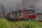 四日市港セメント列車【HDRi】(三重県四日市市千歳町)