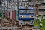 EF210-107 コンテナ列車【HDRi】(神奈川県川崎市川崎区鋼管通)