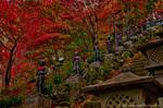 秋の大山寺風景【HDRi】(神奈川県伊勢原市大山)