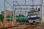 EF210-122 石油専用列車(埼玉県鴻巣市北新宿)