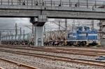 川崎貨物駅 DD602入れ替え風景【HDRi】(神奈川県川崎市川崎区田町)