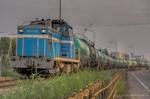 京葉臨海鉄道 KD55 102 石油専用列車【HDRi】(千葉県市原市八幡海岸通)