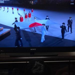 東京オリンピック開幕!