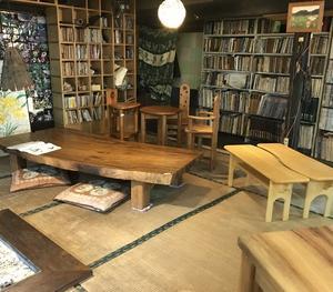 二輪舎ホームページ 千幸祐和(アートと家具)展