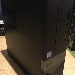 磐田市からパソコン購入依頼|DELL Vostroシリーズのセットアップ中です