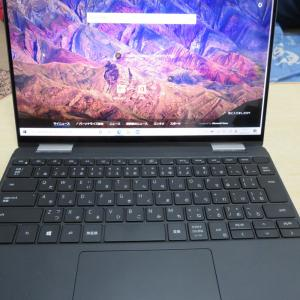 DELL New XPS 13 2-in-1(7390)の率直な使用レビュー【1】