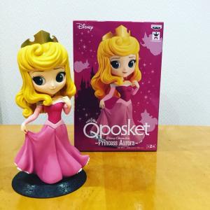 Qposket オーロラ姫♪