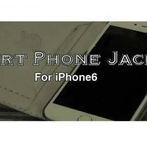 【Episode.209】 Smart Phone jacket  ~For iPhone6~