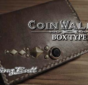 【Episode.203】 COIN WALLET  ~BOX TYPE~