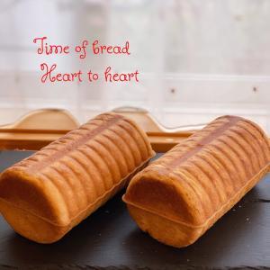 全粒粉入りラウンド食パン焼きました゚+。:.゚ஐ♡