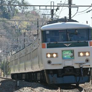 【Archive-44】 中央本線週末の下り臨時列車(2014.4.5、中央本線)